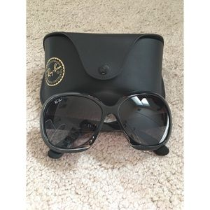 Women's Ray Ban Jackie Ohh II Sunglasses
